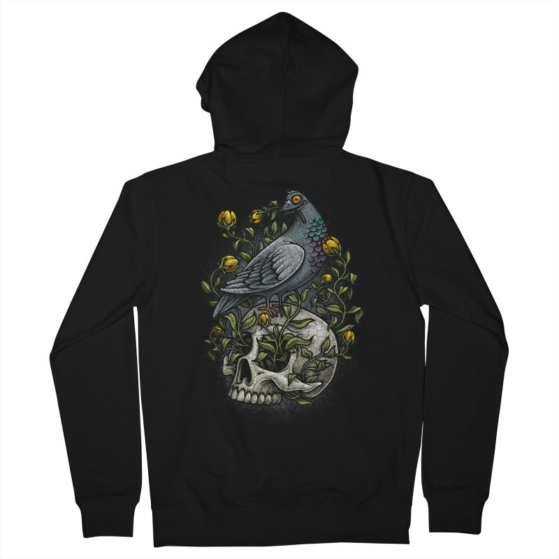 War and Peace Men's Zip-Up Hoody by oleggert's Artist Shop