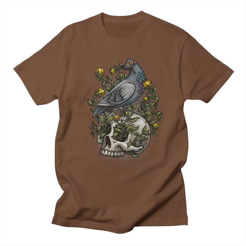 War and Peace Men's T-Shirt by oleggert's Artist Shop