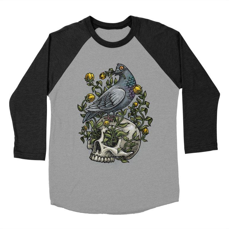 War and Peace Women's Baseball Triblend T-Shirt by oleggert's Artist Shop