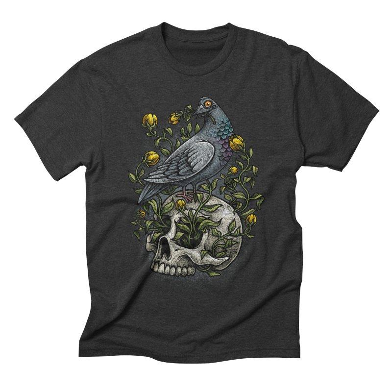 War and Peace Men's Triblend T-shirt by oleggert's Artist Shop