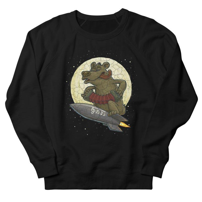 Bear Men's Sweatshirt by oleggert's Artist Shop