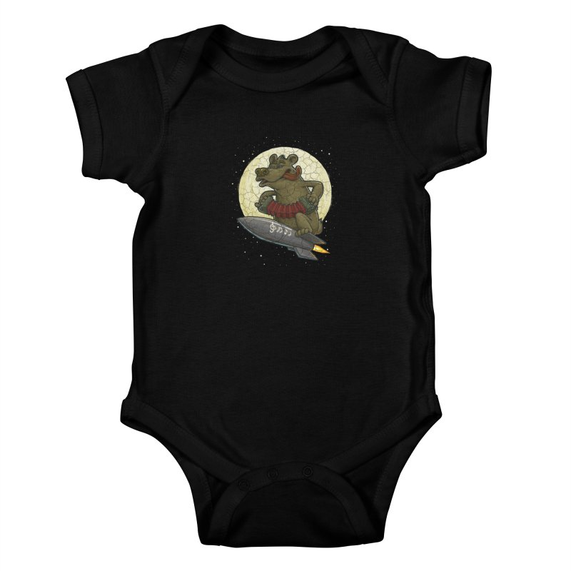 Bear Kids Baby Bodysuit by oleggert's Artist Shop