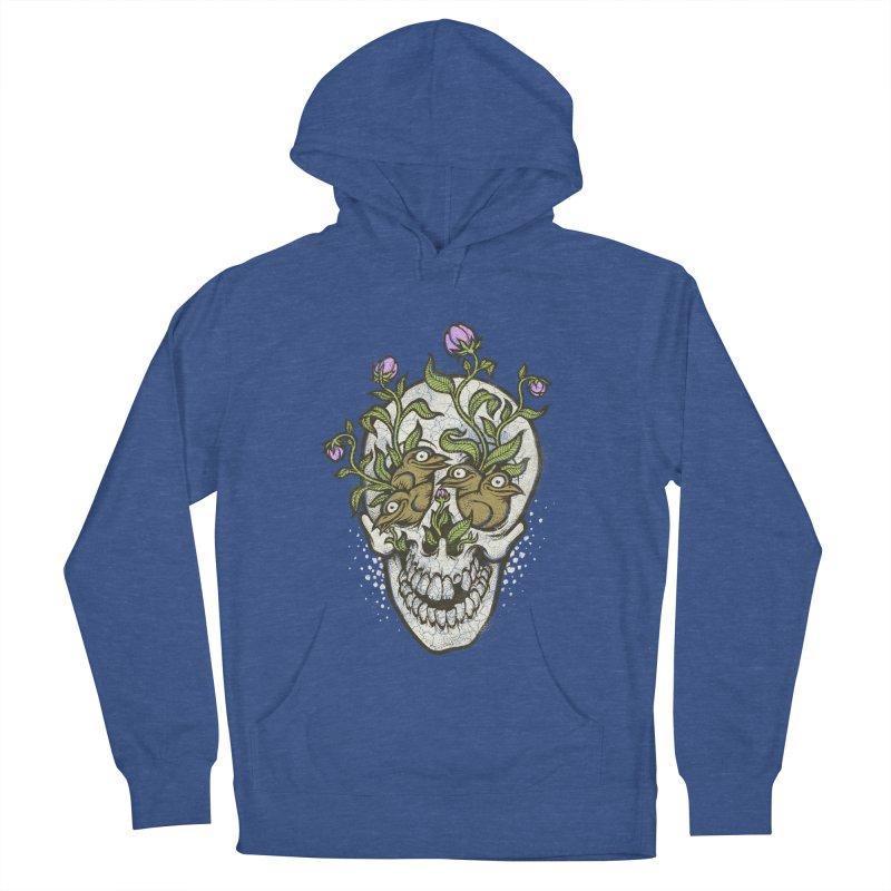 Skull Women's Pullover Hoody by oleggert's Artist Shop