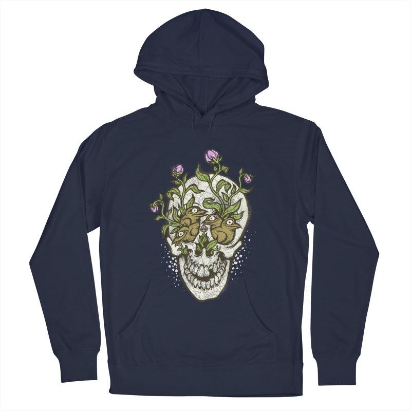 Skull Men's Pullover Hoody by oleggert's Artist Shop