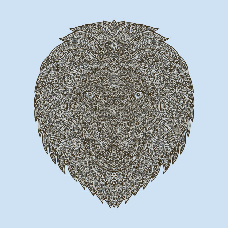 Lion by oleggert's Artist Shop