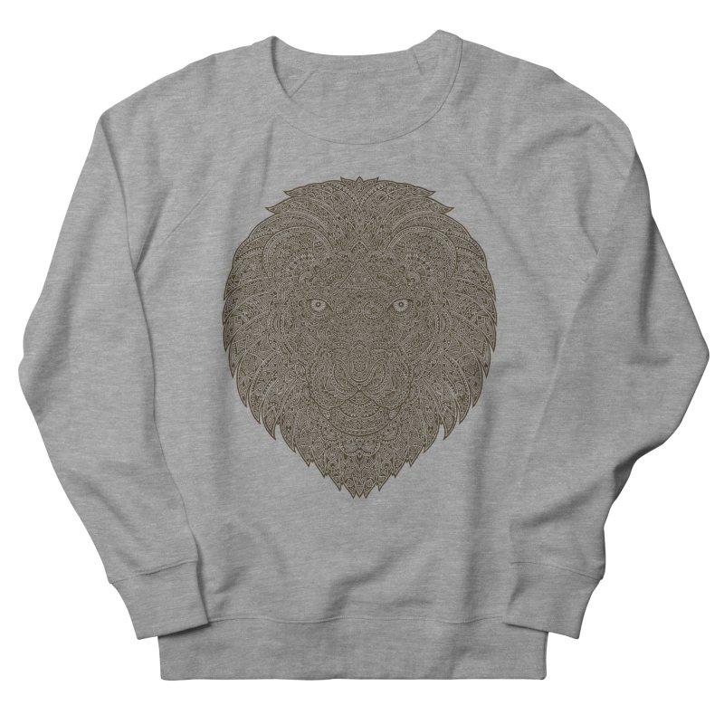 Lion Women's Sweatshirt by oleggert's Artist Shop
