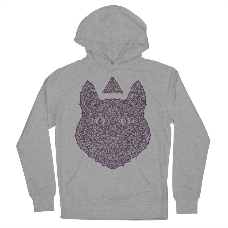 Cat Men's Pullover Hoody by oleggert's Artist Shop