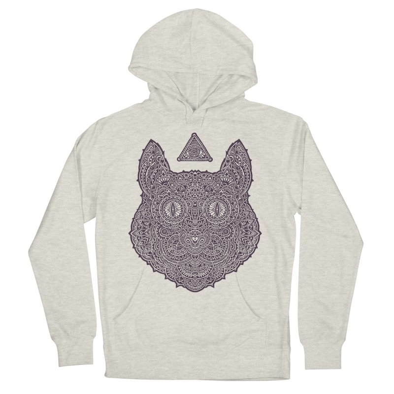 Cat Men's Pullover Hoody by oleggert's Artist Shop