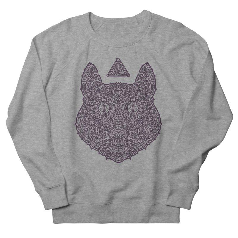Cat Men's Sweatshirt by oleggert's Artist Shop