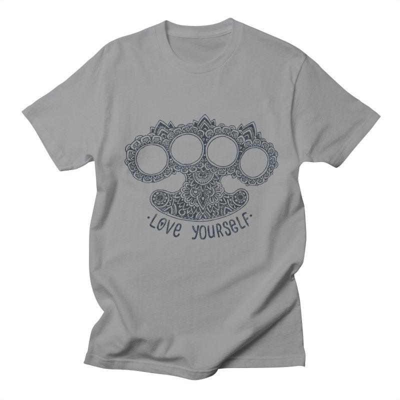 Love yourself Men's T-Shirt by oleggert's Artist Shop