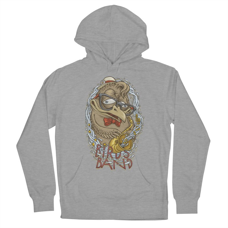 Birds band 2 Men's Pullover Hoody by oleggert's Artist Shop