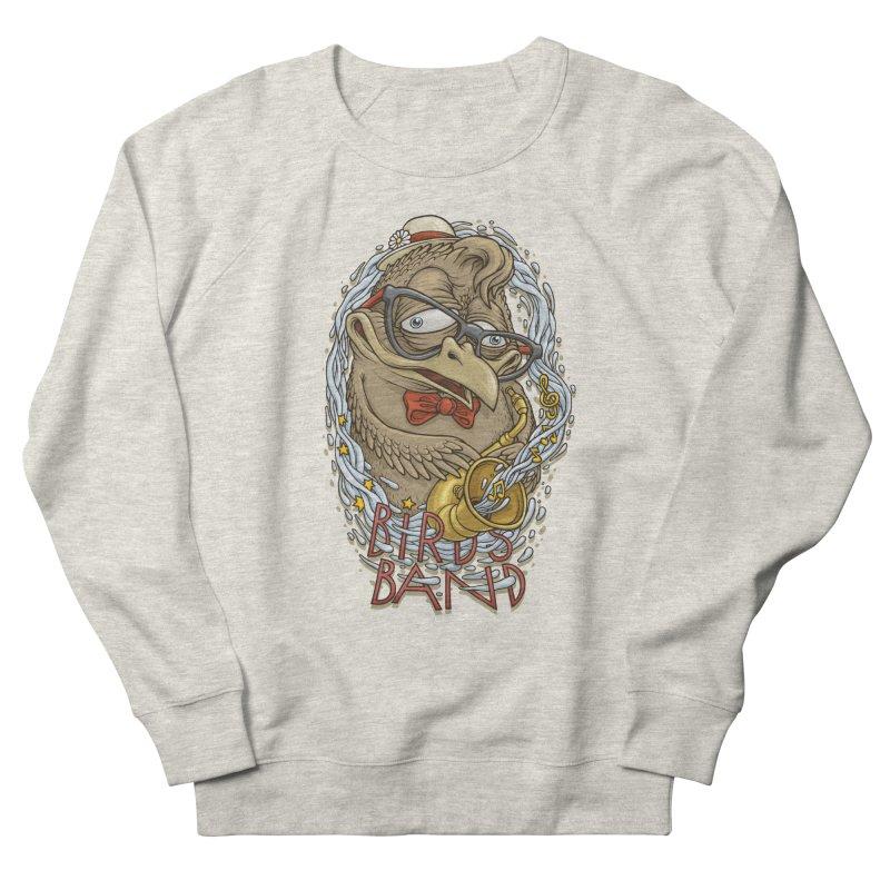 Birds band 2 Women's Sweatshirt by oleggert's Artist Shop