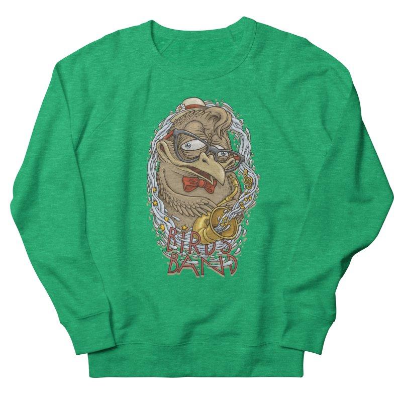 Birds band 2 Men's Sweatshirt by oleggert's Artist Shop