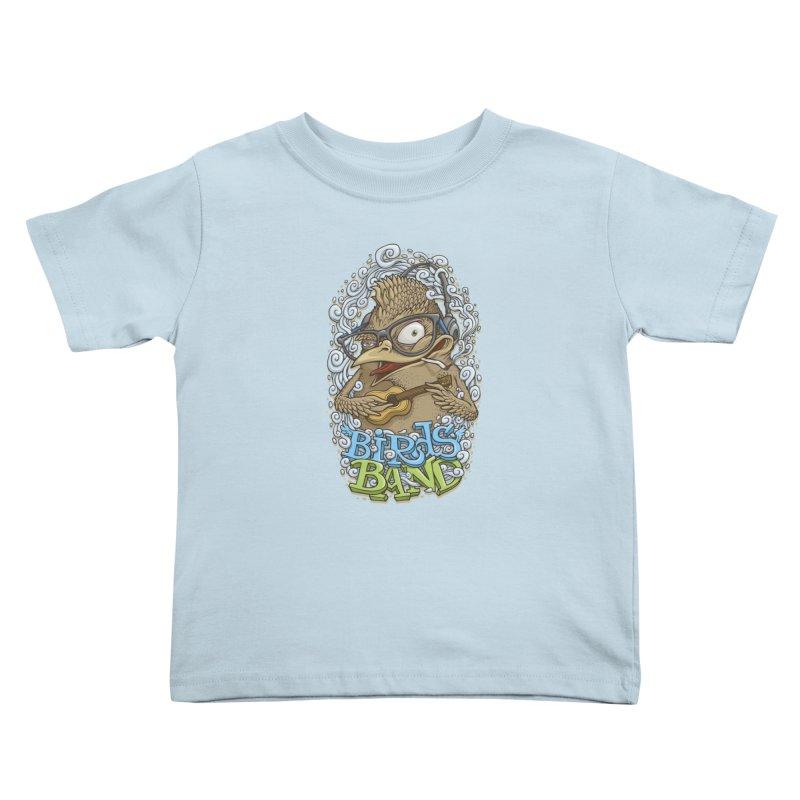 Birds band 3 Kids Toddler T-Shirt by oleggert's Artist Shop