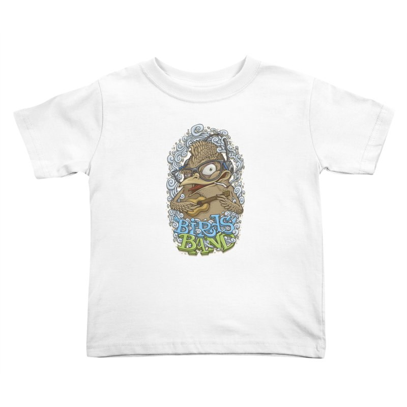 Birds band 3 Kids Toddler T-Shirt by oleggert's Artist Shop