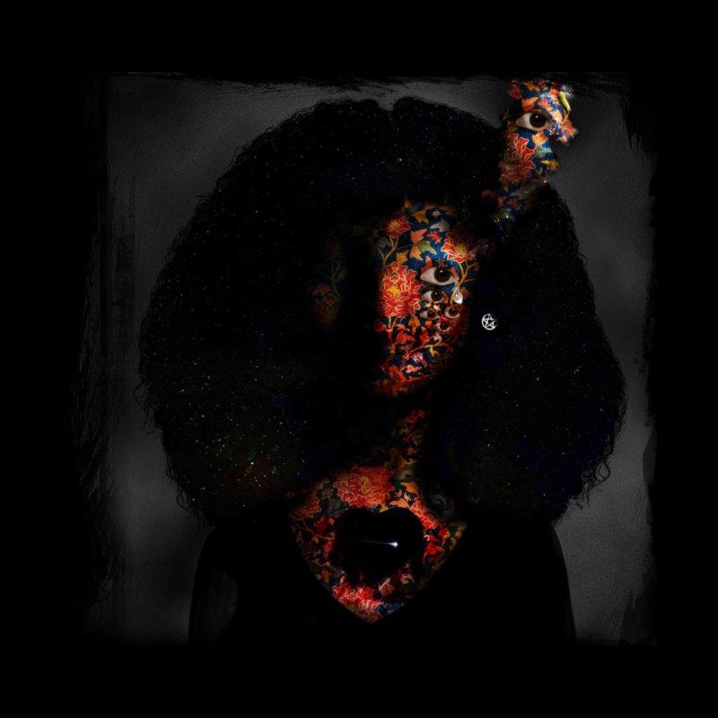 She Wore Her Darkness Men's Cut & Sew by olipoe's Artist Shop