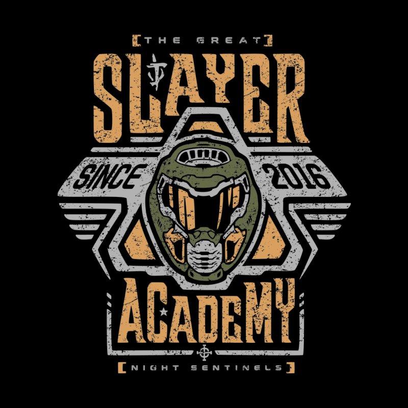 Slayer Marine Academy Home Blanket by Olipop Art & Design Shop