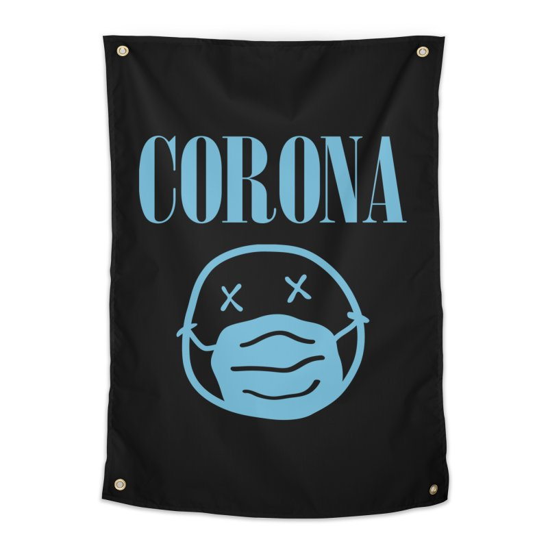 Corona Band Home Tapestry by Olipop Art & Design Shop