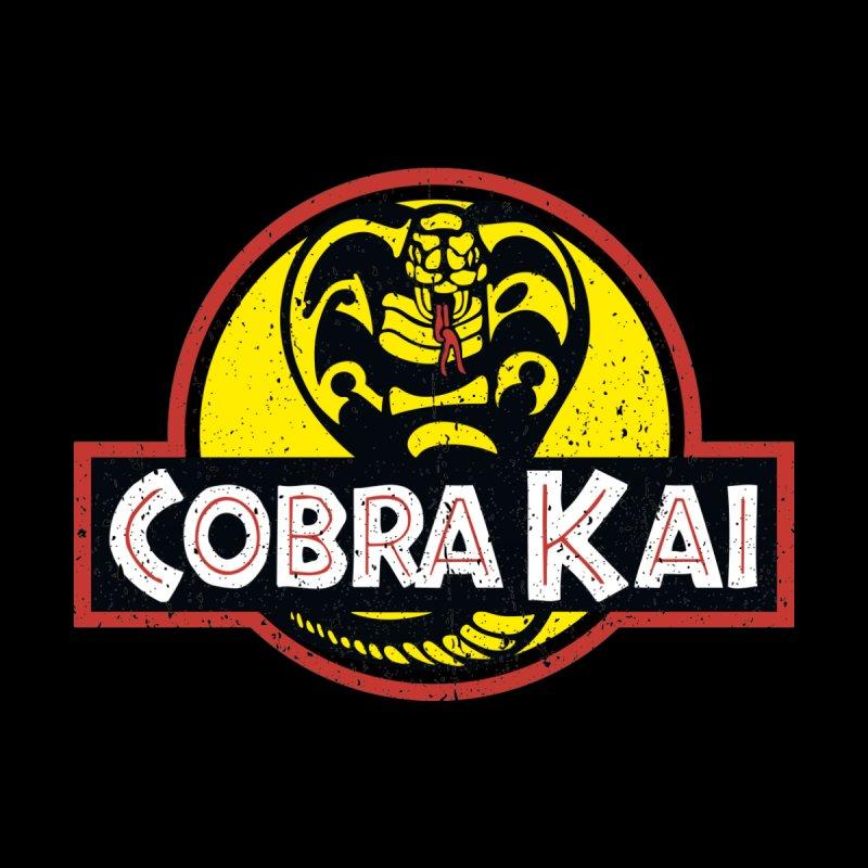 Cobra Park Kids Baby Longsleeve Bodysuit by Olipop Art & Design Shop
