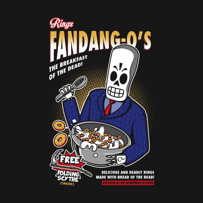 Rings FandangOs Cereal by Olipop Art & Design Shop