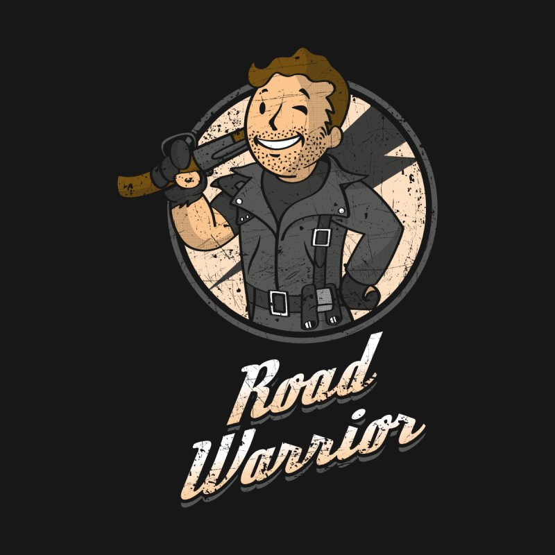 Warrior of the Road by Olipop Art & Design Shop
