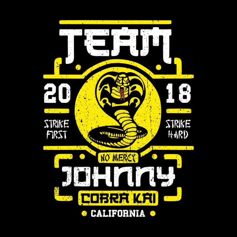 Team Johnny Kids Toddler Pullover Hoody by Olipop Art & Design Shop