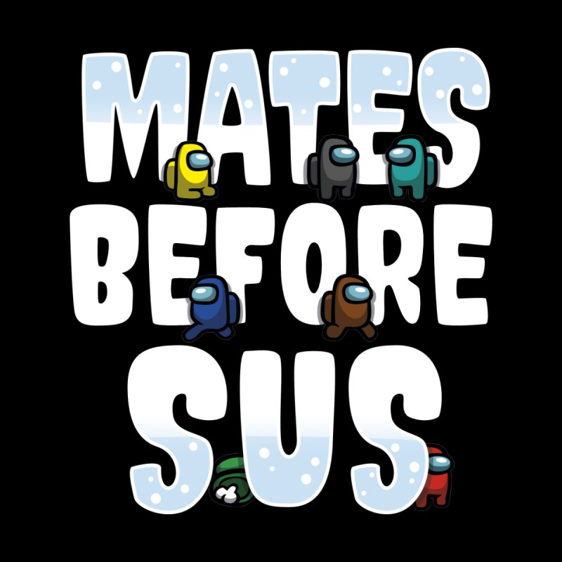 Mates Before Sus Kids Toddler Pullover Hoody by Olipop Art & Design Shop