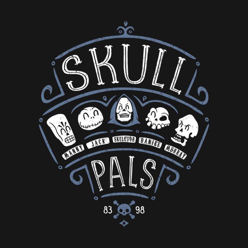 Skull Pals by Olipop Art & Design Shop