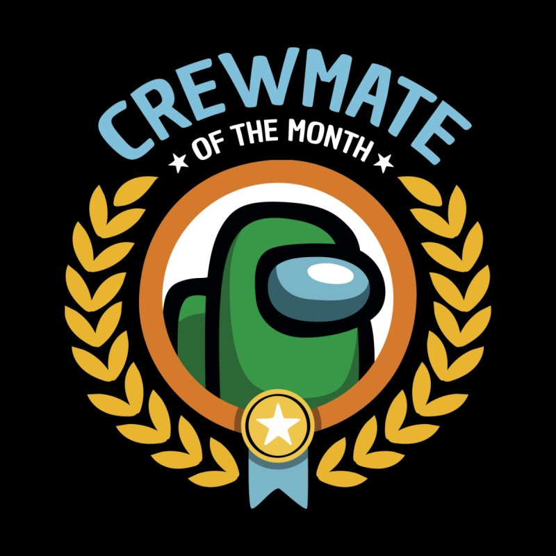 Crewmate of the Month Kids Toddler Pullover Hoody by Olipop Art & Design Shop