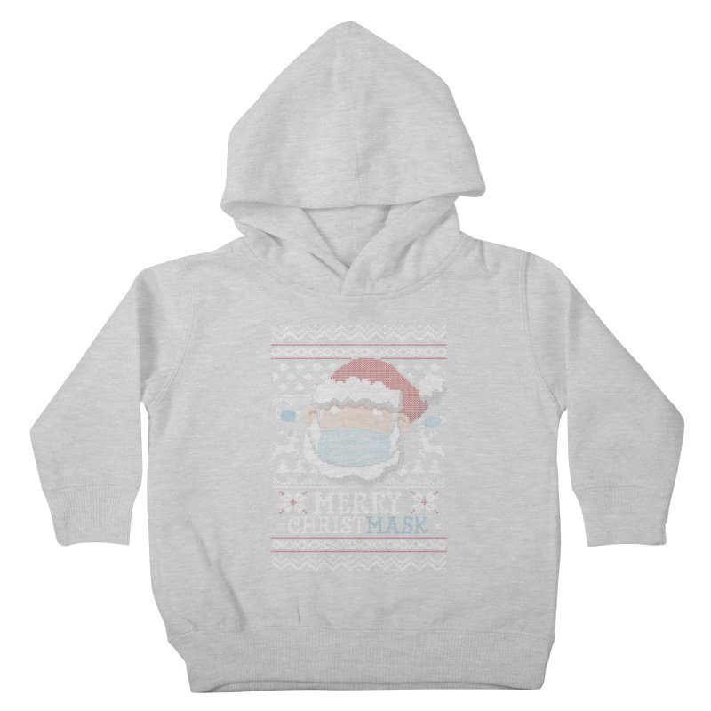 Ugly Christmask Sweater Kids Toddler Pullover Hoody by Olipop Art & Design Shop