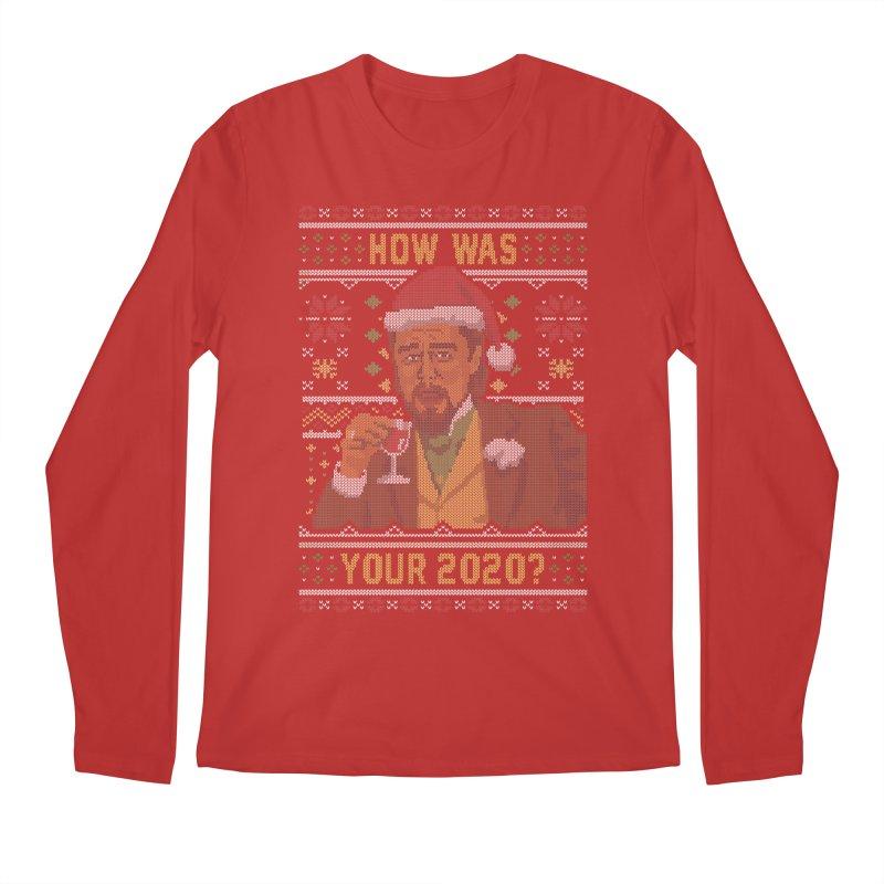 How Was your 2020 Ugly Sweater Men's Longsleeve T-Shirt by Olipop Art & Design Shop
