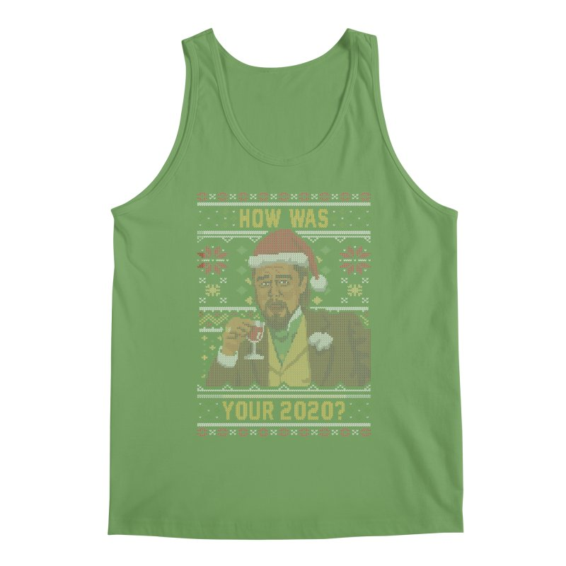How Was your 2020 Ugly Sweater Men's Tank by Olipop Art & Design Shop