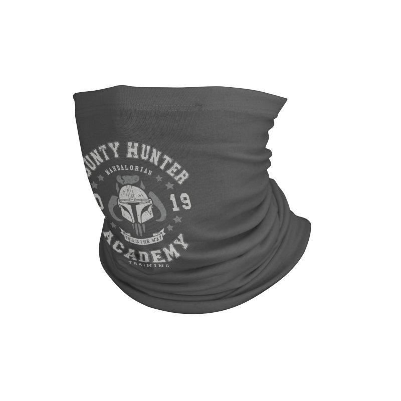Bounty Hunter Academy 19 Accessories Neck Gaiter by Olipop Art & Design Shop