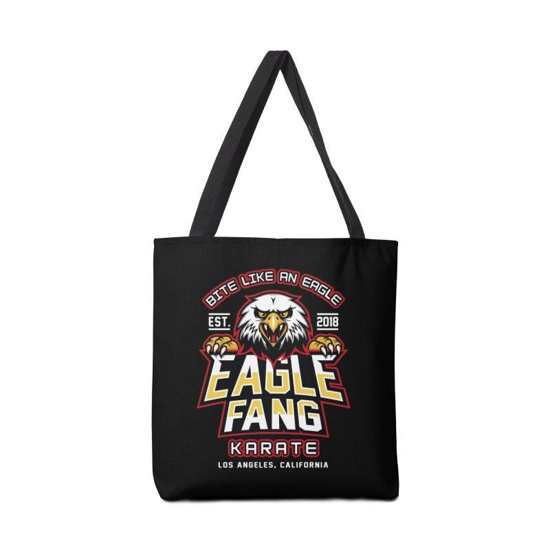Eagle Karate Dojo Accessories Bag by Olipop Art & Design Shop