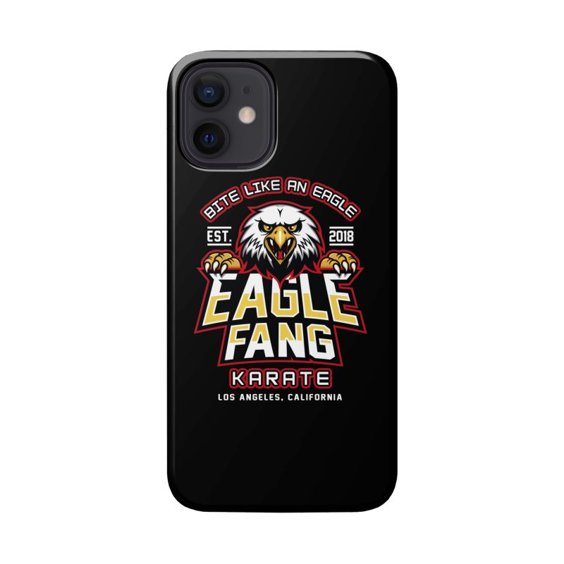 Eagle Karate Dojo Accessories Phone Case by Olipop Art & Design Shop