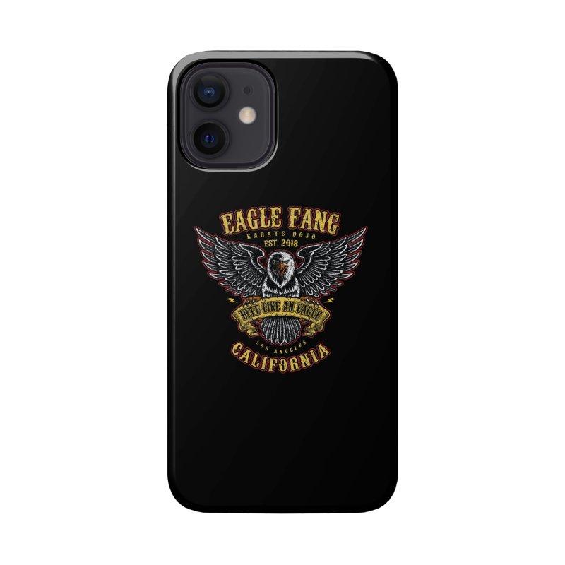 Eagle Fang Club Patch v2 Accessories Phone Case by Olipop Art & Design Shop