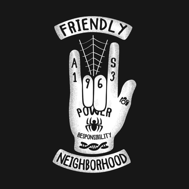 Spider Hand by Olipop Art & Design Shop