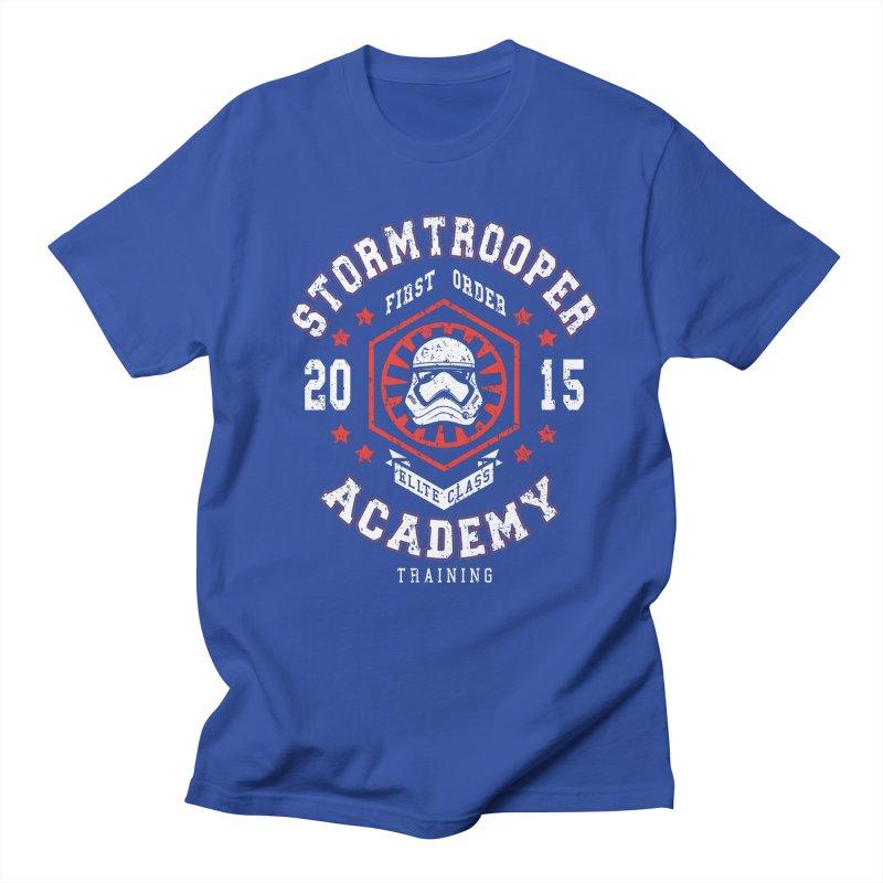 Stormtrooper Academy 15 Men's T-Shirt by Olipop Art & Design Shop