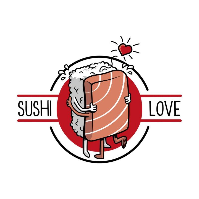 Sushi Love by Olipop Art & Design Shop