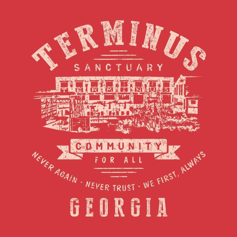 Terminus Sanctuary Community by Olipop Art & Design Shop