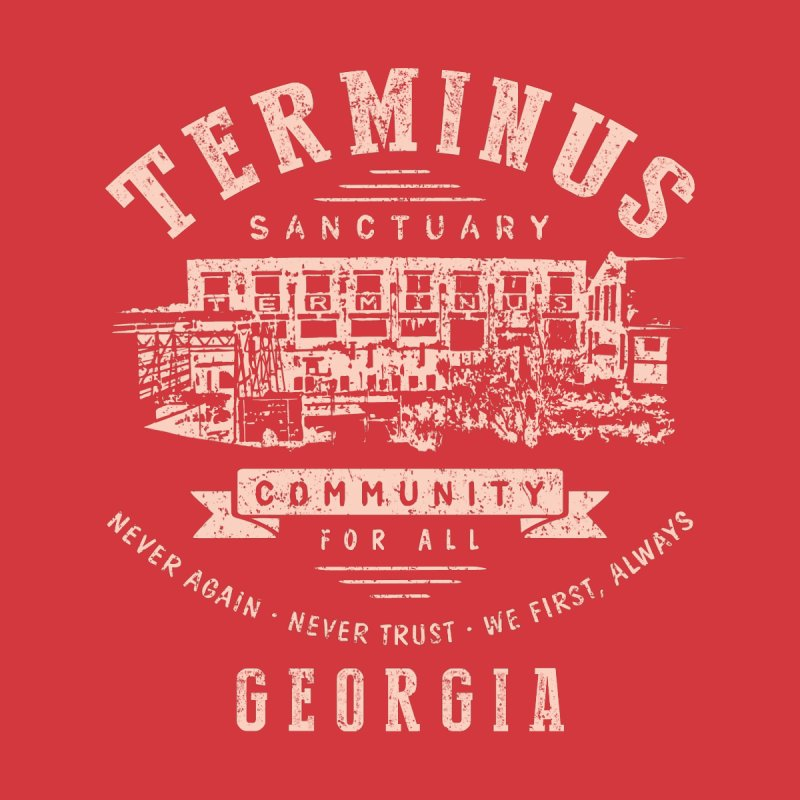 Terminus Sanctuary Community by Olipop Art & Design Shop