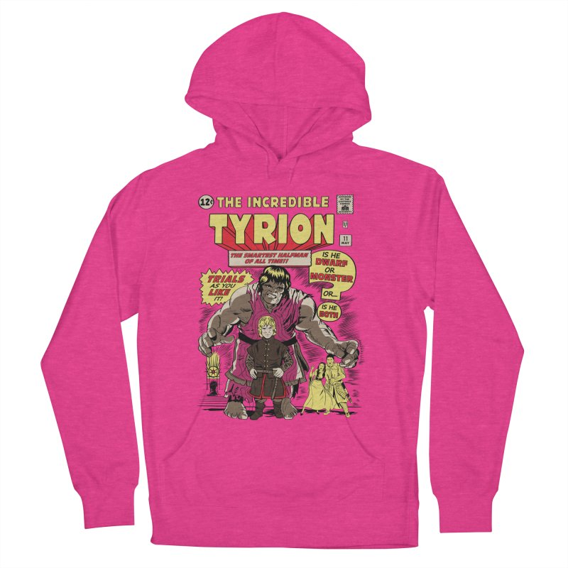 The Incredible Imp Women's Pullover Hoody by Olipop Art & Design Shop