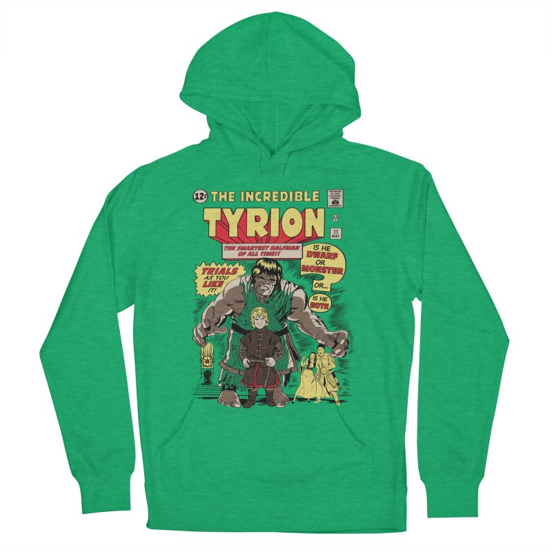 The Incredible Imp Men's Pullover Hoody by Olipop Art & Design Shop