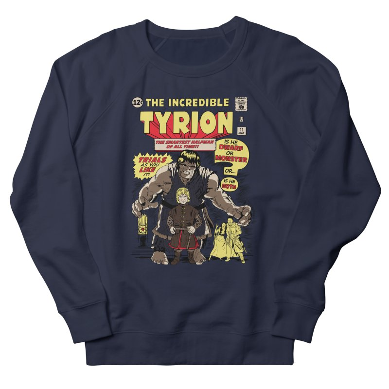 The Incredible Imp Men's Sweatshirt by Olipop Art & Design Shop