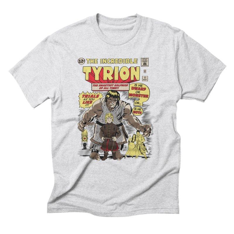 The Incredible Imp Men's Triblend T-Shirt by Olipop Art & Design Shop