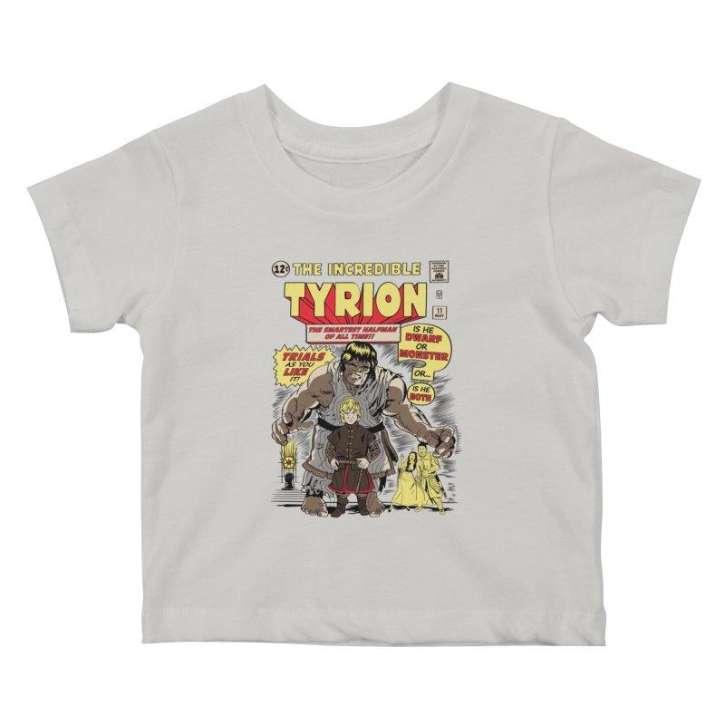 The Incredible Imp Kids Baby T-Shirt by Olipop Art & Design Shop