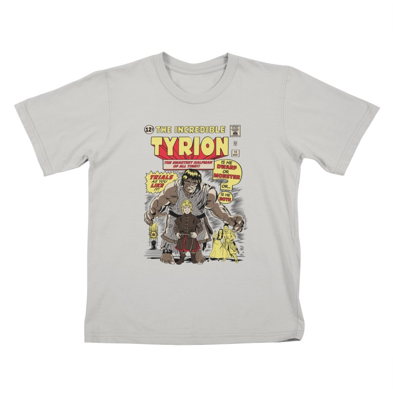 The Incredible Imp Kids T-Shirt by Olipop Art & Design Shop