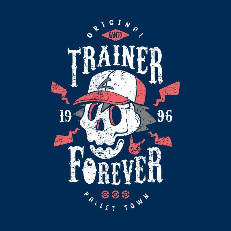 Trainer Forever None  by Olipop Art & Design Shop