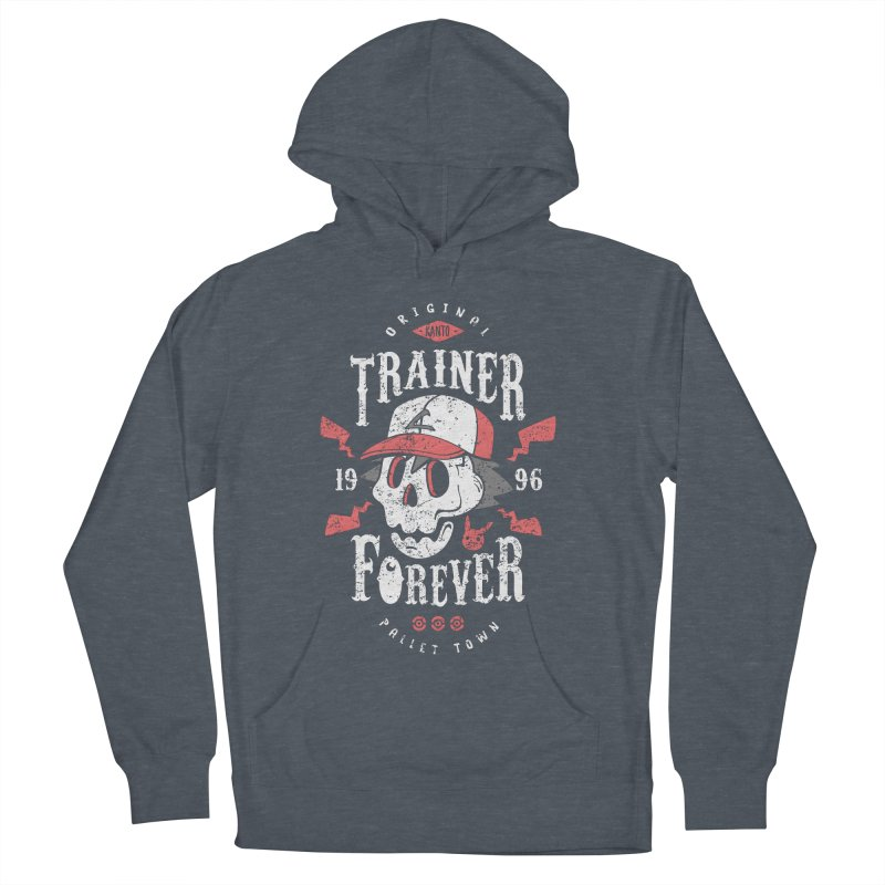 Trainer Forever Men's Pullover Hoody by Olipop Art & Design Shop