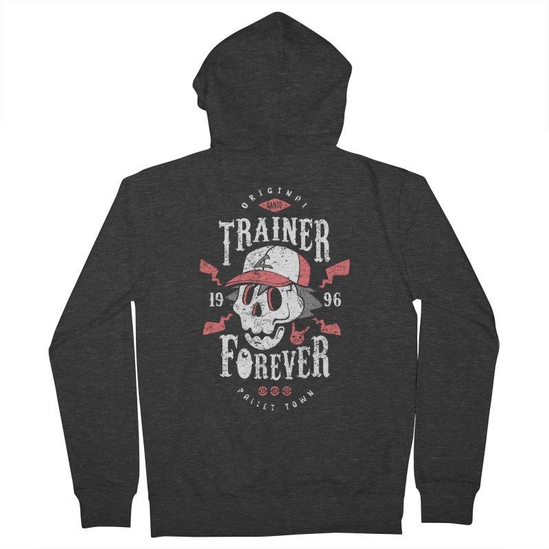 Trainer Forever Women's Zip-Up Hoody by Olipop Art & Design Shop